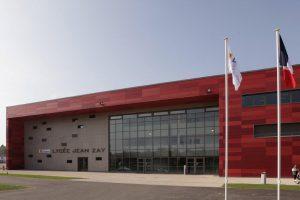 Construction lycée et ses annexes -1562 élèves - Surface totale : 29 000 m2 - Budget : 51 M€ - EIFFAGE construction