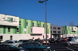 Réhabilitation clinique - 96 chambres - surface totale 10 500 m2 - Budget : 12,5 M€ - SPIE BATIGNOLLES
